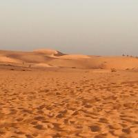 Balade en dromadaire désert de lompoule