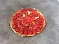 Isabtarte aux fraises
