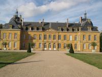 Château de Digoine, côté sud