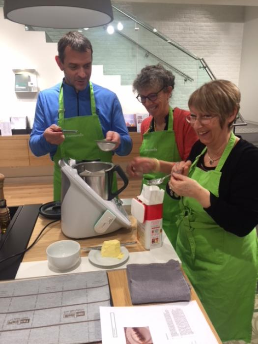 Atelier culinaire Thermomix