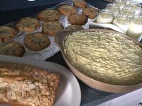 Jolycake aux amandes, cookies, parmentier de canard, Jolycrèmes
