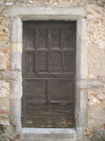 Une porte médiévale
