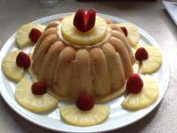 Pudding hawaiien