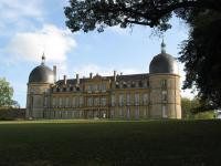Château de Digoine, côté Nord
