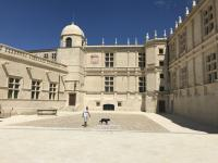Château de Grignan dans le 26