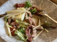 Salade de rillauds