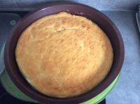 Quiche Lorraine façon gâteau magique