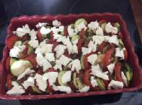 Tian de légumes pour ce soir