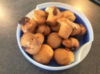 Muffins nutella