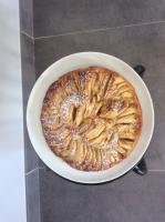 Tarte suisse aux pommes cookomix
