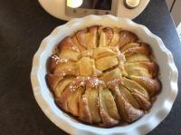 Tarte suisse aux pommes dé Cookidoo