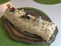 Très bonne bûche faite pour Noël tous le monde a apprécié