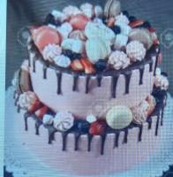 Gâteau d'anniverssaire