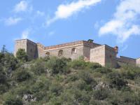Fort Libéria qui domine Villefranche de Conflent
