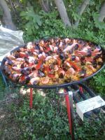 paella pour 50 p