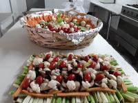 Légumes à trempouiller