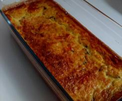 Omelette au four Champignons Tomates Poulet