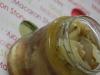 Aubergines marinées