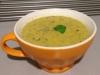 Soupe Aux Poireaux et aux Champignons