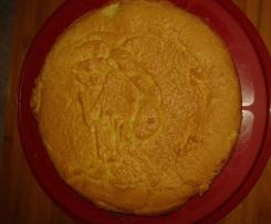 Gâteau moëlleux à la coco