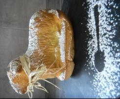 Lamala de Huguette (Agneau de Pâques)