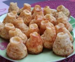 Dômes Jambon & Fromage