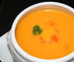 La soupe de ma grand-mère ... ma madeleine de Proust !