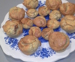 Muffins thon boursin