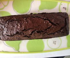Cake au chocolat healthy sans sucre ajouté