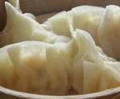 Dim Sum aux crevettes (raviolis)