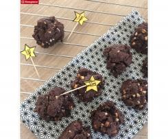 Cookies tout choco & pépites de chocolat blanc