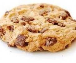 Véritables cookies américains
