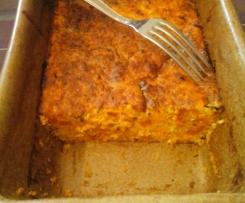 TERRINE de carottes au persil