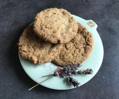 Cookies Chocolat blanc - Lavande