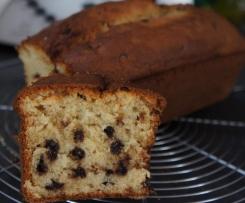 Cake moelleux yaourt pomme et pépites choco