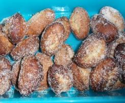 Shankala, beignets alsaciens de carnaval