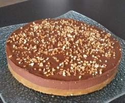 Gateau au nutella