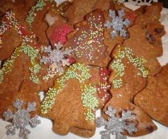 Petits gateaux de Noël au choco de Mamie Béa