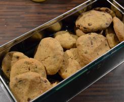 Cookie choco-châtaigne
