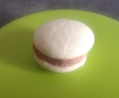 "Macaron au foie "" gras "" de volaille"