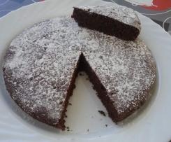 Gâteau au Chocolat-Courgettes