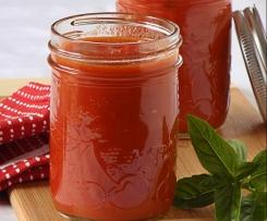 Sauce tomate rapide