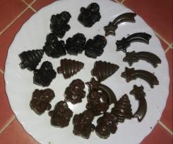 CHOCOLAT NOEL OU PAQUES TOUT SIMPLE