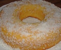 Gâteau coco humide (recette portugaise)