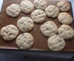 Cookies au chocolat de maman