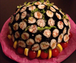 Bouquet de makis