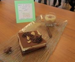 """Mariage de chocolats et """"advocaat"""" au Kirsch"""