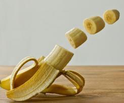 Gateau banane chocolat cacahuète