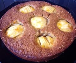 Gâteau Carottes et Pommes (Moelleux d'automne)