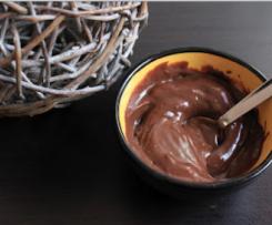 Crème au double chocolat  (façon Danette)
